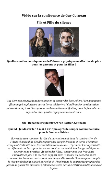 Guy Corneau-affiche