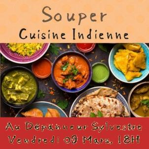 souper indien