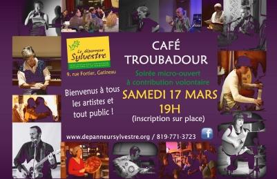 Troubadour 17mars