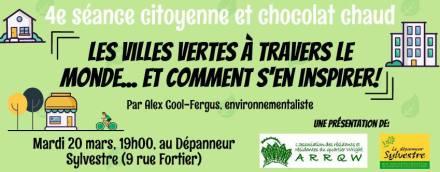 villes vertes