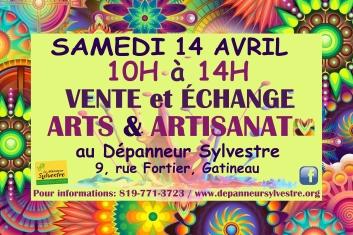 arts et artisanat 14 avril