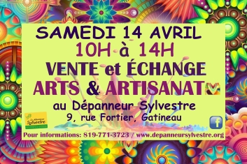 arts et artisanat 14 avril