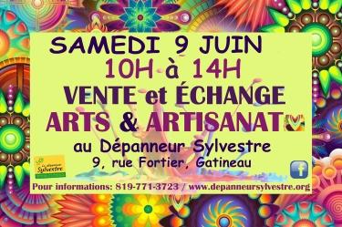 arts et artisanat 9 juin
