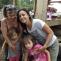 MC, Magalie et les enfants