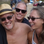 Dan, André et Nadia