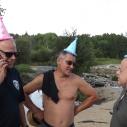 André, Dan et Louis