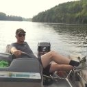 Une escale à la pêche
