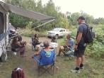 Le camp de base