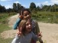 Ana et Luna!