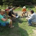 Dan, Pierre, Stef et Jacques