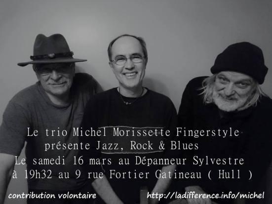 trio morissette