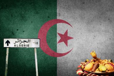 Souper algérien